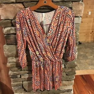 Stitch Fix Gilli Romper size small